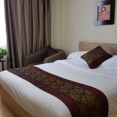 Отель Baiyun City 3* Номер Бизнес фото 7