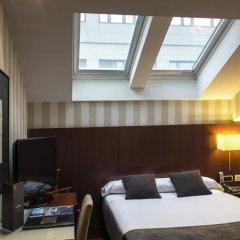 Отель Zenit Coruña 4* Номер категории Эконом с различными типами кроватей