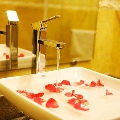 Отель Halong Bay Aloha Cruises 3* Номер Делюкс с различными типами кроватей фото 5