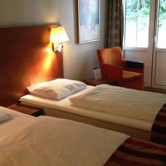 Marché Rygge Vest Airport Hotel 3* Стандартный номер с двуспальной кроватью фото 4