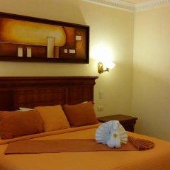 Отель Gran Real Yucatan 3* Номер Делюкс с разными типами кроватей фото 7