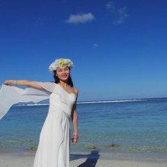Отель Hulhumale Inn Мальдивы, Северный атолл Мале - отзывы, цены и фото номеров - забронировать отель Hulhumale Inn онлайн пляж фото 2