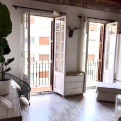 Апартаменты R4d Apartment Near Passeig De Gracia Diagonal Барселона балкон