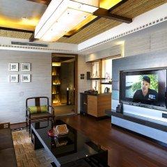 Hotel New Otani Chang Fu Gong комната для гостей фото 11