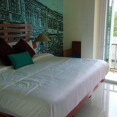Отель The Pho Thong Phuket 3* Номер Эконом разные типы кроватей фото 5