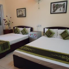 Nam Ngai Hotel Стандартный семейный номер с двуспальной кроватью фото 3