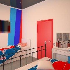 Hostel Racing Paradise Стандартный номер с различными типами кроватей фото 26