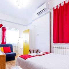 Отель Studio Saint Sava Сербия, Белград - отзывы, цены и фото номеров - забронировать отель Studio Saint Sava онлайн комната для гостей фото 2