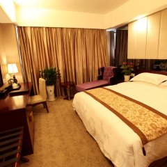 Отель Long Hai Сиань комната для гостей фото 3