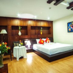 The Summer Hotel 3* Номер Делюкс с различными типами кроватей фото 5