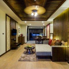 Отель Ao Nang Phu Pi Maan Resort & Spa 4* Люкс с различными типами кроватей фото 11
