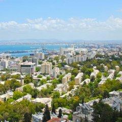 Dan Gardens Haifa Hotel Хайфа пляж фото 2