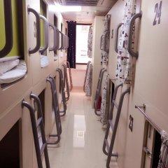 Coooker Youth Hostel (Shenzhen Luohu Port) Капсула в мужском общем номере фото 4