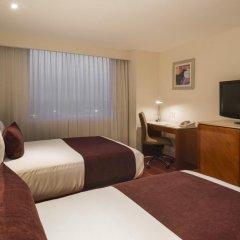 Отель Camino Real Aeropuerto Mexico 3* Номер Делюкс с различными типами кроватей фото 3