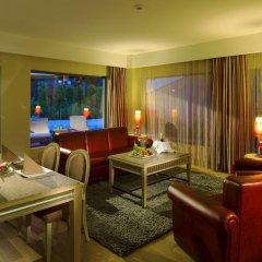Отель Cornelia Diamond Golf Resort & SPA - All Inclusive 5* Вилла Azure с различными типами кроватей фото 15
