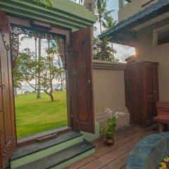 Отель Beachfront Citakara Sari Villas Индонезия, Бали - отзывы, цены и фото номеров - забронировать отель Beachfront Citakara Sari Villas онлайн комната для гостей фото 4