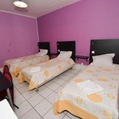 Hotel De La Poste Стандартный номер с различными типами кроватей (общая ванная комната) фото 3