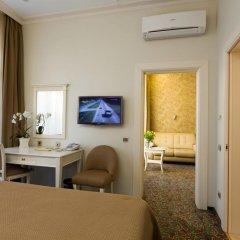 Марко Поло Пресня Отель 4* Люкс повышенной комфортности разные типы кроватей фото 2