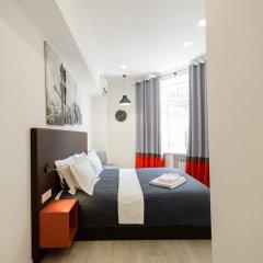 Гостиница Partner Guest House Khreschatyk 3* Студия с различными типами кроватей фото 30