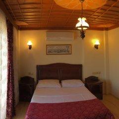 Saruhan Hotel 3* Стандартный номер с различными типами кроватей фото 5