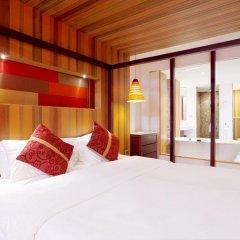 Patong Beach Hotel 4* Полулюкс с различными типами кроватей фото 2