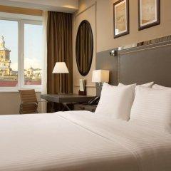 Гостиница DoubleTree by Hilton Kazan City Center 4* Номер Делюкс с различными типами кроватей фото 7
