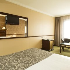 Topkapi Inter Istanbul Hotel 4* Стандартный номер с двуспальной кроватью фото 16