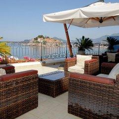 Отель Montesan Черногория, Свети-Стефан - отзывы, цены и фото номеров - забронировать отель Montesan онлайн бассейн фото 3