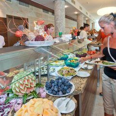 Jeravi Club Hotel - All Inclusive питание