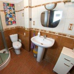 Wierzbno Hostel Варшава ванная