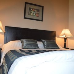 Century Park Hotel 4* Номер Делюкс с различными типами кроватей фото 5