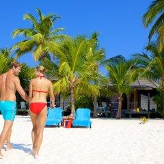 Отель Kuredu Island Resort 4* Вилла с различными типами кроватей фото 6