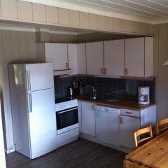Отель Bø Camping og Hytter в номере