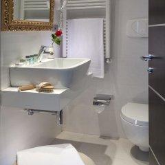 Отель c-hotels Fiume 4* Номер Комфорт разные типы кроватей фото 4