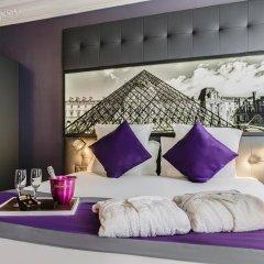 Отель Best Western Nouvel Orleans Montparnasse 4* Улучшенный номер фото 10