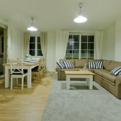Апартаменты Imperial Apartments Valor Сопот комната для гостей фото 4