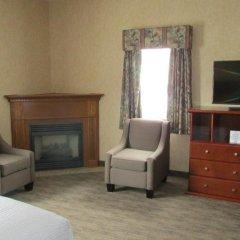Отель Days Inn & Suites by Wyndham Brooks комната для гостей фото 3