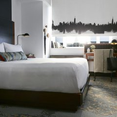 The Renwick Hotel New York City, Curio Collection by Hilton 4* Стандартный номер с различными типами кроватей фото 4