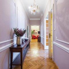 Апартаменты Wenceslas Square Apartment интерьер отеля
