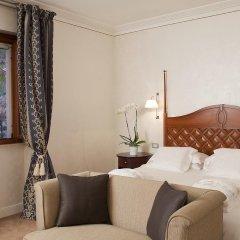 Отель Terme di Saturnia Spa & Golf Resort 5* Номер Делюкс с двуспальной кроватью фото 5