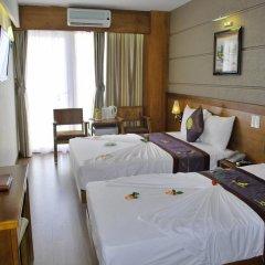 Barcelona Hotel Nha Trang 3* Улучшенный номер с разными типами кроватей фото 3