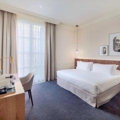 Отель H10 Casa Mimosa 4* Номер Делюкс с различными типами кроватей фото 6