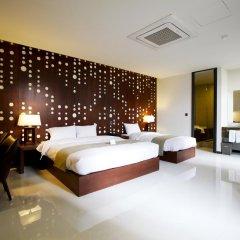 Hotel Doma Myeongdong 3* Стандартный номер с 2 отдельными кроватями фото 15