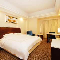 Overseas Chinese Friendship Hotel 3* Номер Делюкс с различными типами кроватей фото 4