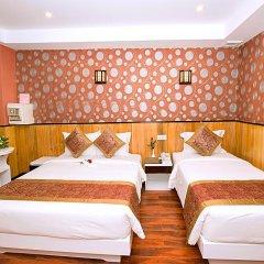 Отель Golden Rain 2 3* Улучшенный номер фото 17