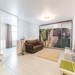 Апартаменты на Егорова Студия Делюкс с различными типами кроватей фото 12