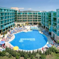 Отель Menada Diamond Bay Солнечный берег бассейн фото 3