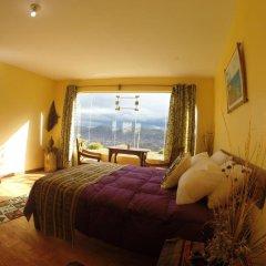 Отель Mirador del Titikaka комната для гостей фото 4