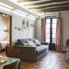 Отель Ainb Las Ramblas-Guardia Студия фото 16