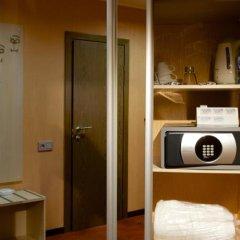 Гостиница Центр сейф в номере